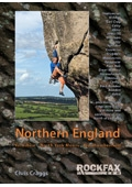 ROCKFAX Northern England Guide, front cover