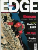 On The Edge magazine feature